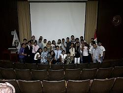 Foto de todo el grupo de Historia de Ingeniería Sección C