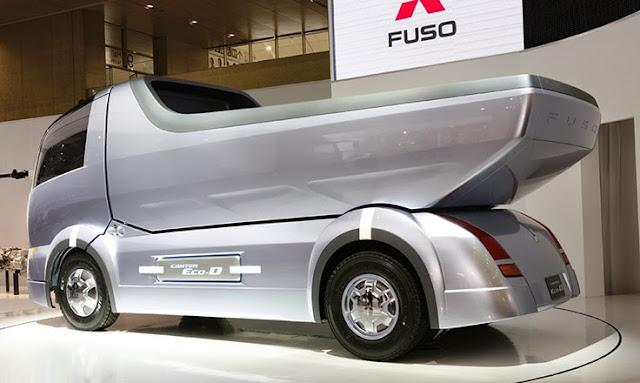 Mitsubishi Fuso Canter Eco-D