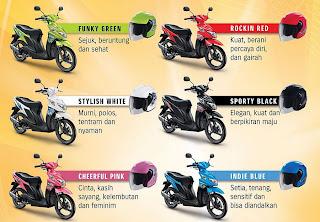 Harga Motor Suzuki NEX dan Spesipikasinya