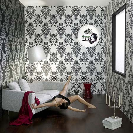 Wallpapers home wallpaper designs Wallpaper home design ideas