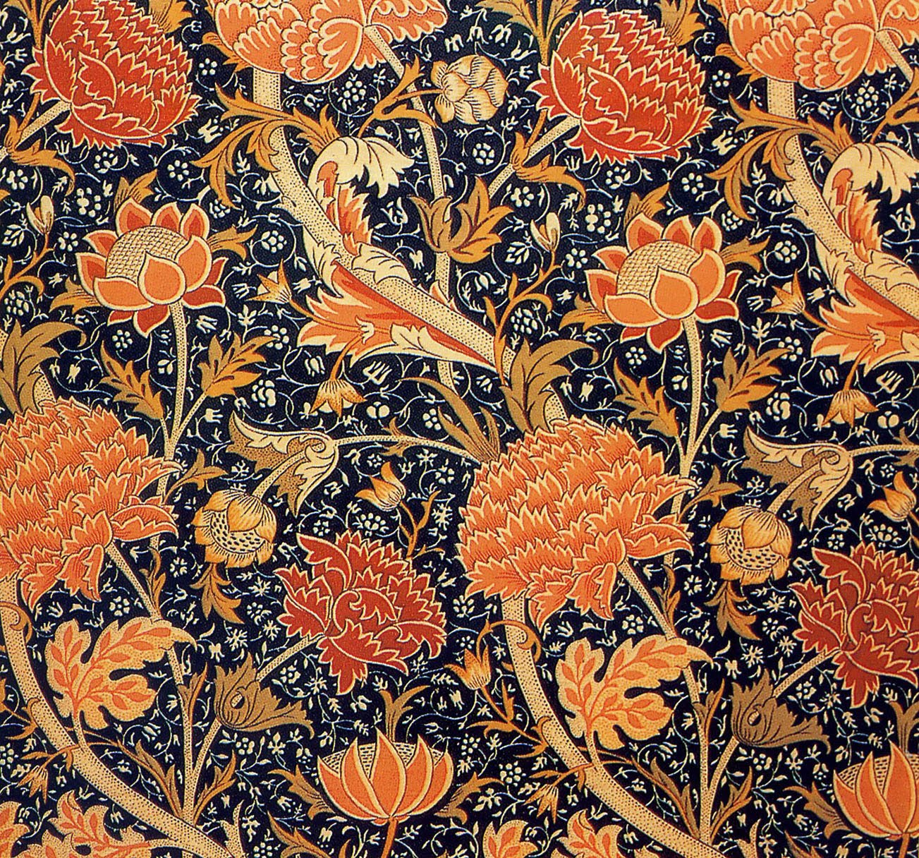 william morris heroes and - photo #44