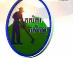 [ CTN TV កសិកម្ម ] 22-July-2013 - TV Show, CTN Show, Agriculture, Kasekam, News