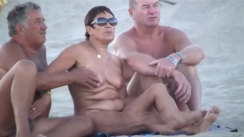 Cap d'Agde 06 (Outdoor Amateur Sex on a Nudist Beach)