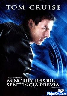 Minority Report - Sentencia Previa