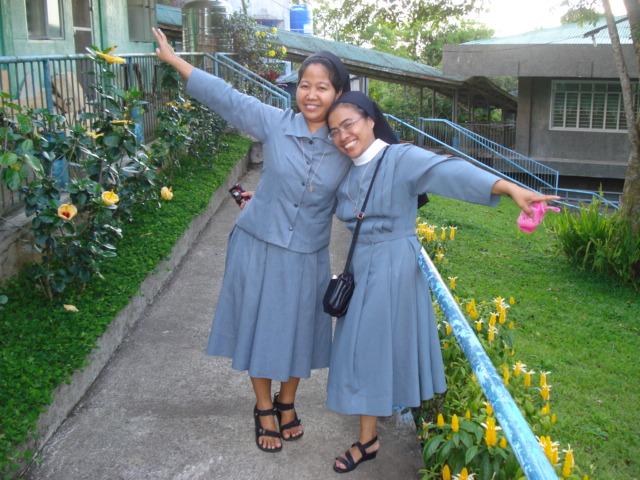 Religiosas agustinas de la Consolación