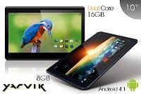 """Tablet Yarvik 10"""","""