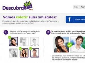 Aplicativo que promove romance entre amigos no Facebook estreia no Brasil
