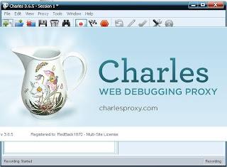 تحميل برنامج تشارلز 2013 مجانا Download Charles Free