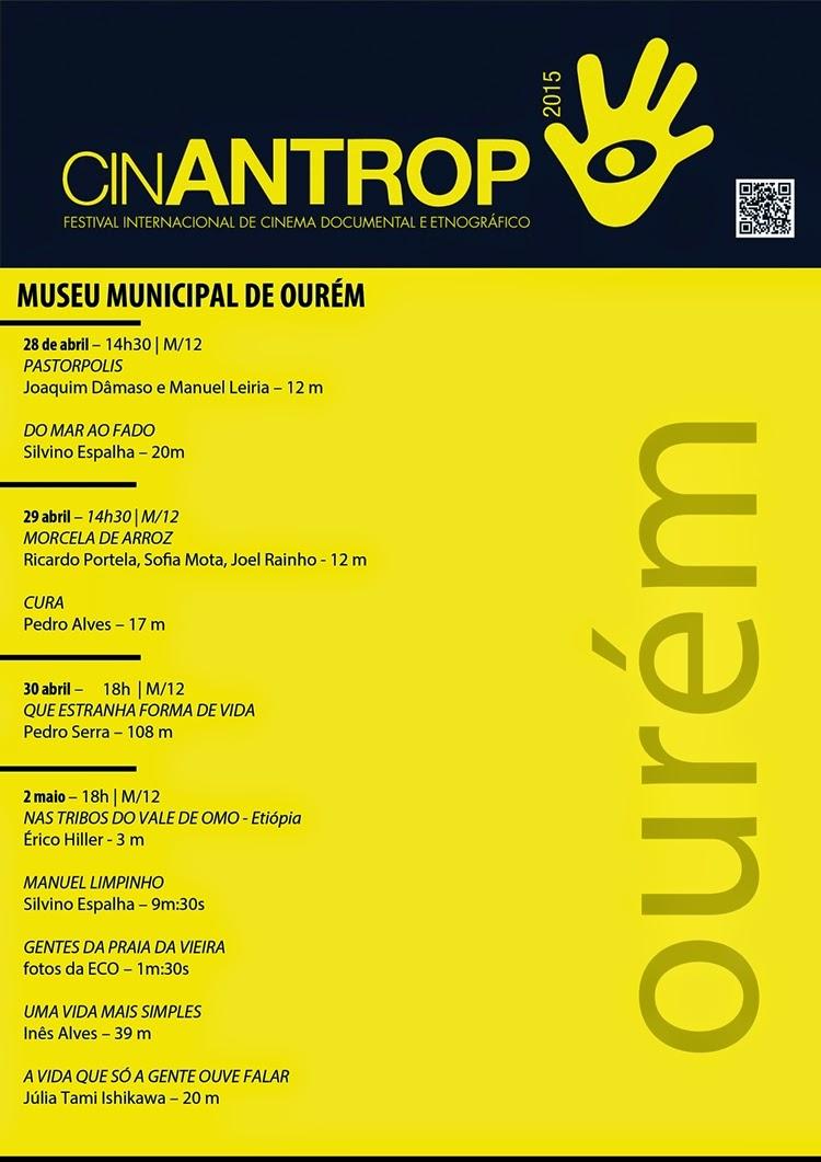 cinANTROP - Festival Internacional de Cinema Etnográfico