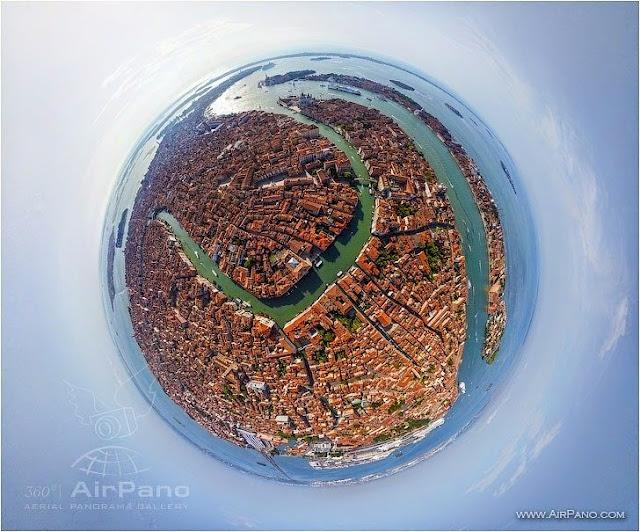 AirPano Planets, fotografías panorámicas 360º, Venecia