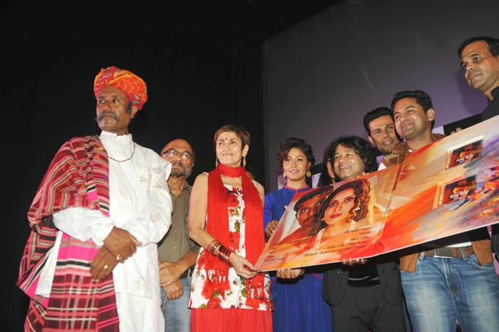Rangrasiya Movie Music Launch Event Photos