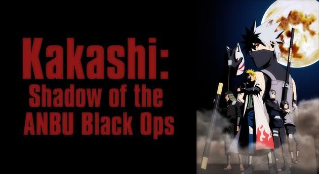 Anbu Kakashi Arc Naruto Anime 2014 Special