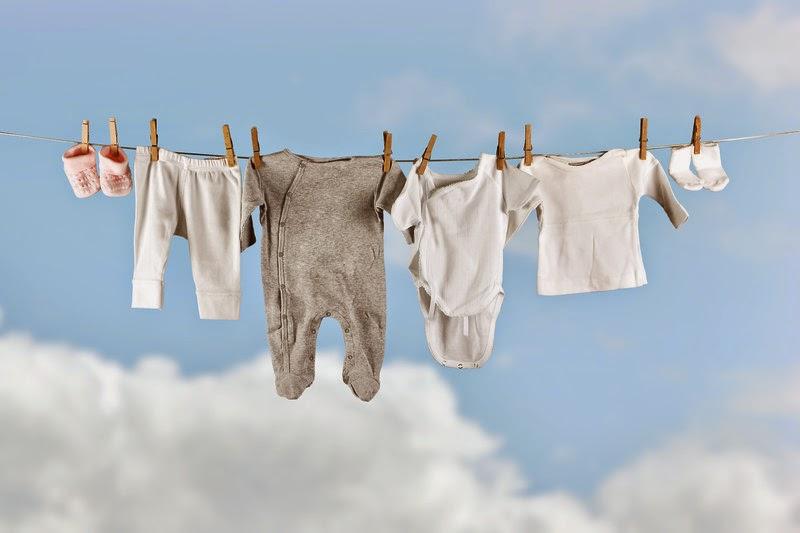 tips mencuci pakaian bayi