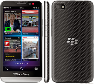 New Blackberry Z30