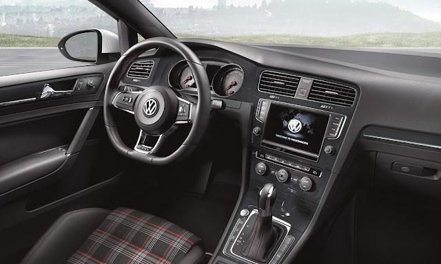 VW Golf GTI 2016 - fabricado no Brasil
