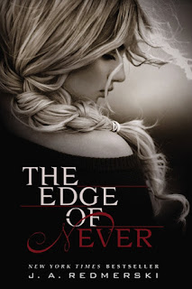 Book Review : The Edge of Never by J.A. Redmerski