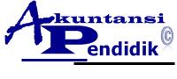 Materi dan Soal Akuntansi sesuai Kurikulum 2013
