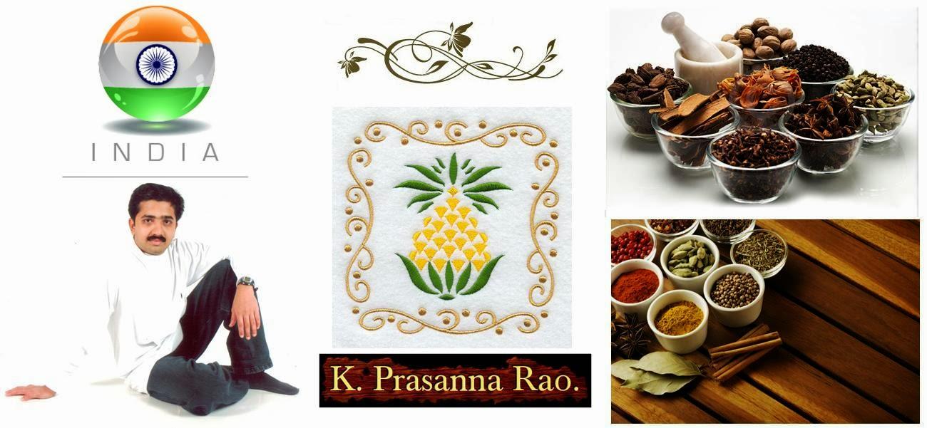K. Prasanna Rao.