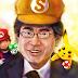 Satoru Iwata : Portrait Hommage Animé