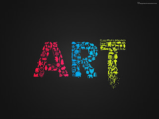 It's very difficult to define what is ART HD Wallpaper