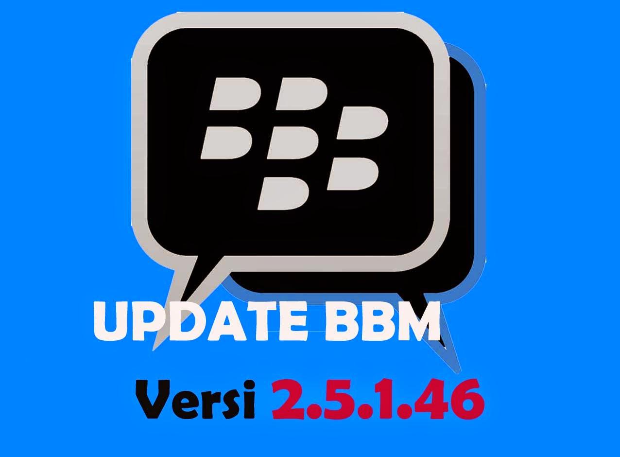 Download BBM Update Terbaru Versi 2.5.1.46 Apk