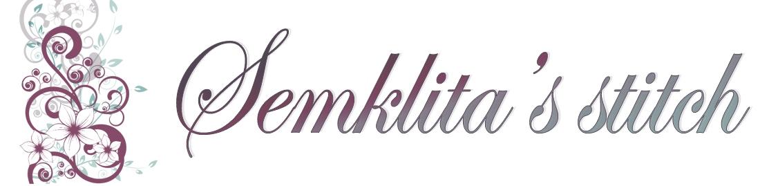 Semklita's stitch