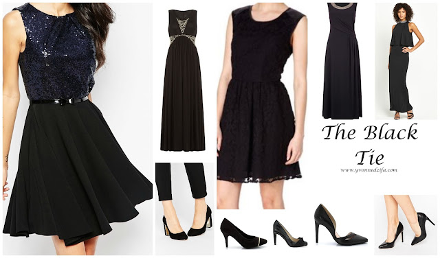 The Black Tie New Years Eve Outfit ideas