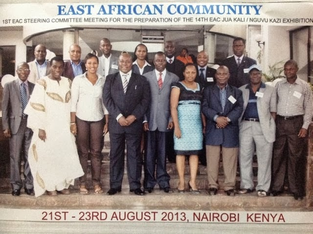 14TH EAC JUA KALI (MSEs)  Preparatory team