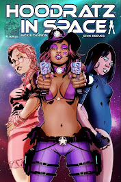 Order Hoodratz In Space #1 NOW!