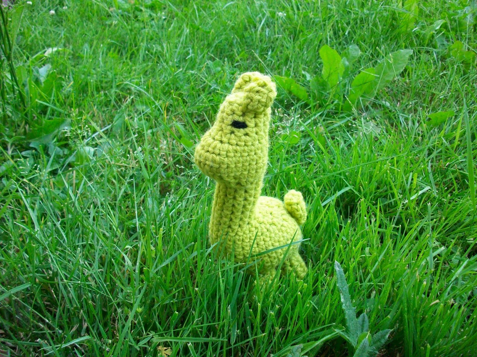 Amigurumi Llama Free Pattern : JenniCreates: Crochet Llama pattern!