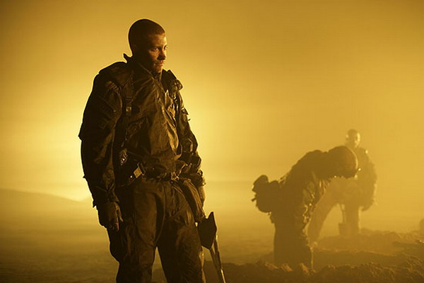 Jarhead, directed by Sam Mendes