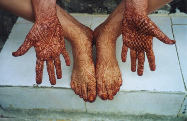 Tattoos Henna