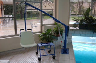 Disabled Pool Lift
