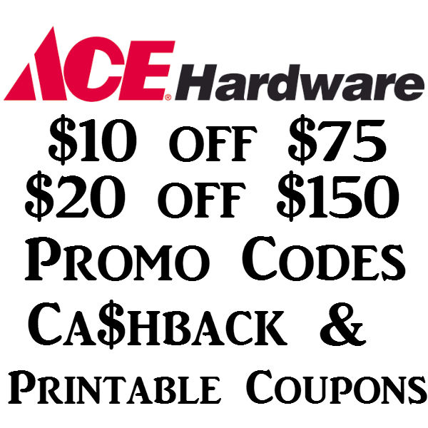 photo about Ace Hardware Printable Coupons named Ace Components Coupon Acquire 10% off with Promo