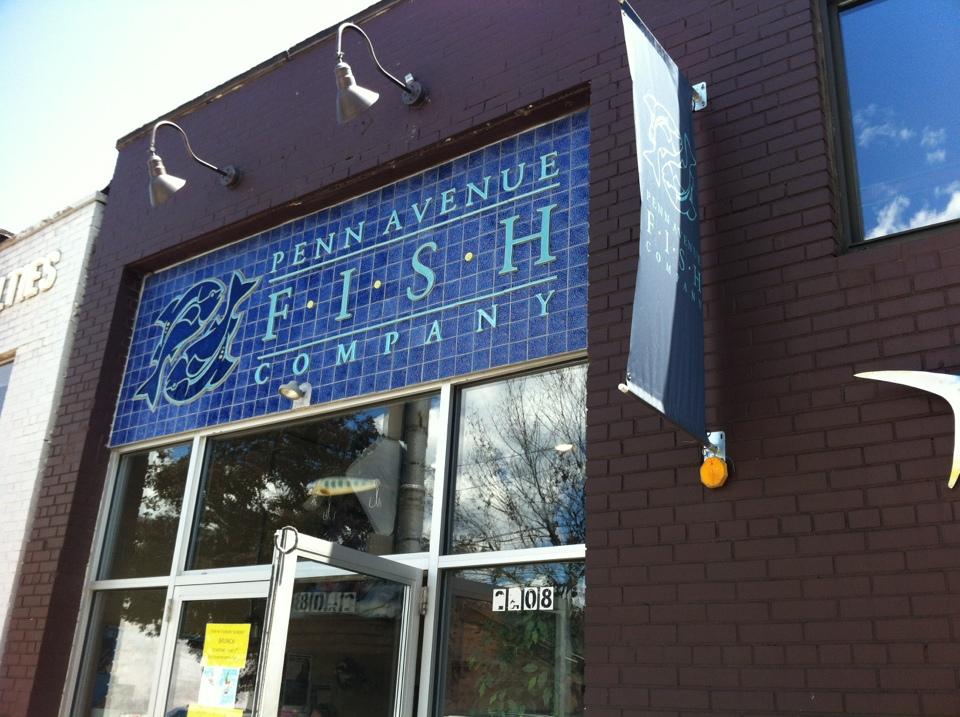Sabor pgh sunday brunch part 2 penn avenue fish company for Penn ave fish co