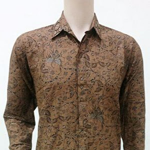 BATIK LESTARI   Pusat Batik Solo Online Hem Batik Lengan Panjang