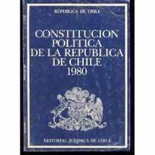 Reconocen fraude en aprobación de la actual Constitución