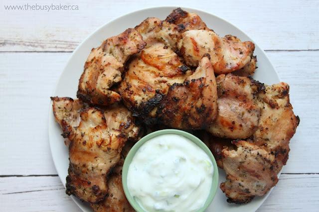 http://www.thebusybaker.ca/2015/09/grilled-chicken-souvlaki.html