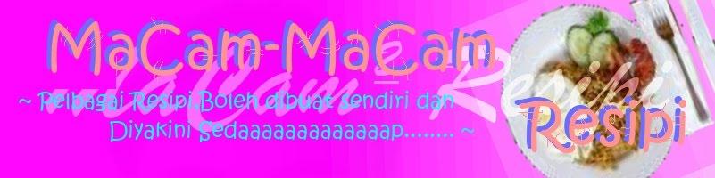 MaCam-mAcAM ReSiPi