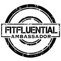 I am a Fitfluential Ambassador