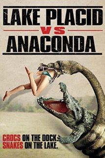 Thị Trấn Kinh Hoàng - Lake Placid vs Anaconda