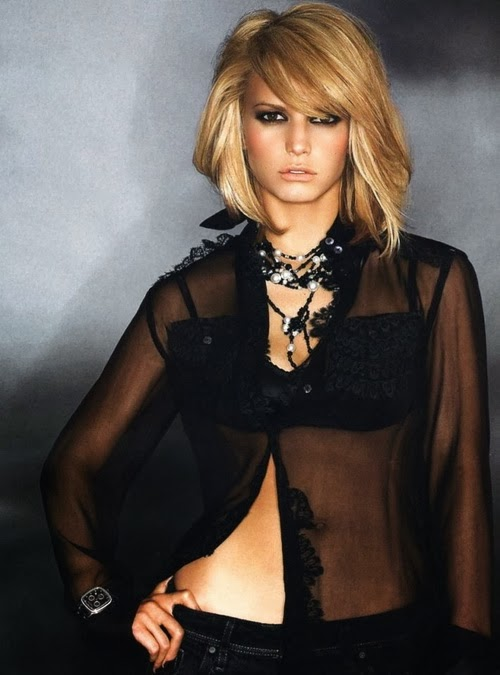 Jessica Simpson Hairstyles Trendsetter Stephig