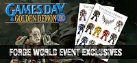 Objetos exclusivos de Forge World para el Games Day 2013