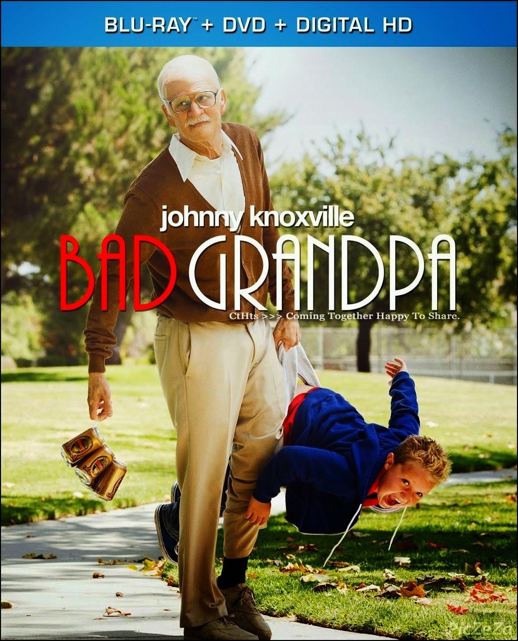 Bad Grandpa 2014 คุณปู่โคตรซ่าส์ หลานบ้าโคตรป่วน