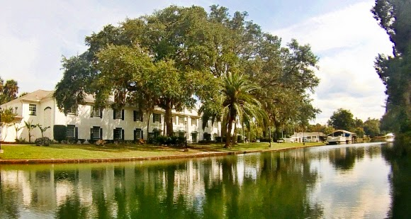 Plantation Hotel in Crystal River