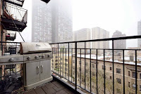 3900 Pine Grove Chicago #712 Balcony