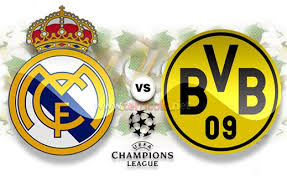 Hasil Pertandingan Real Madrid vs Borussia Dortmund | Leg 2 Semi Final Liga Champions 2013
