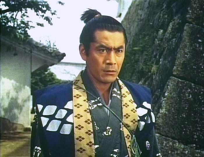 bellezza orientale maschile, mito samurai