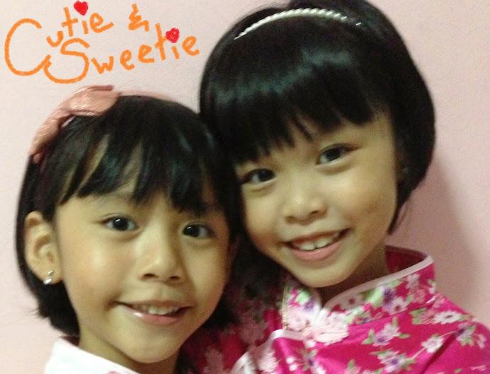 My Cutie & Sweetie