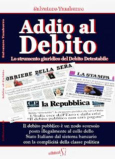 Addio al debito - Salvatore Tamburro